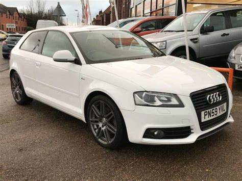 audi a3 2 0 tfsi s line auto in grey sorry now sold for sale from oakley car sales northtonshire 2009 59 audi a3 2 0 tfsi s line special edition 3d auto 197 bhp in mansfield nottinghamshire
