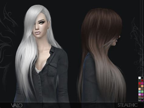 custom hair for sims 4 stealthic 187 sims 4 updates 187 best ts4 cc downloads 187 page