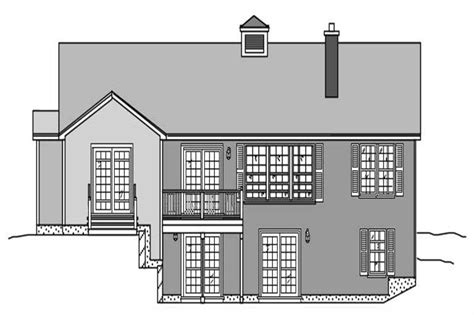 house plan 110 00381 traditional ranch traditional home with 3 bedrms 2218 sq ft plan