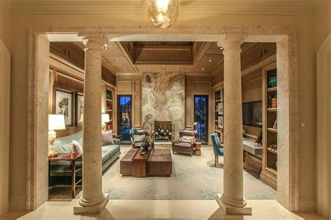 luxury library for home 5 luxury homes with outrageously beautiful libraries