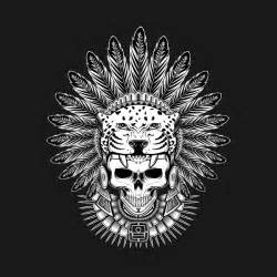 Aztec Jaguar Designs Aztec Jaguar Warrior Aztec Warrior T Shirt Teepublic