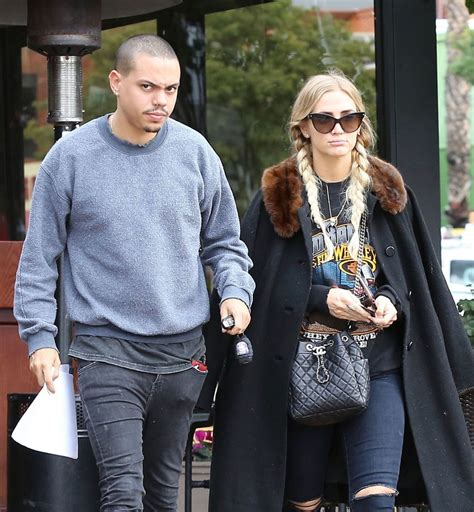 evan ross miami ashlee simpson and evan ross out in sherman oaks 01 12