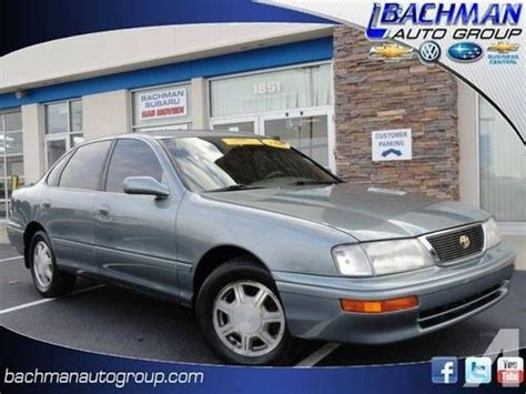 toyota bench seat for sale 1996 toyota avalon 4dr car xls w bench seat for sale in