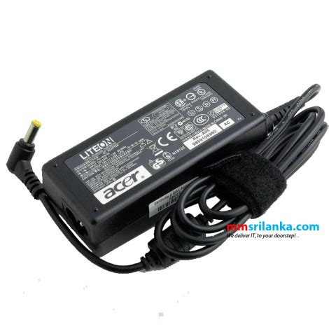 Acer Laptop Adaptor 19v 3 42a acer 65w ac adapter for acer 19v 3 42a 1 7mm
