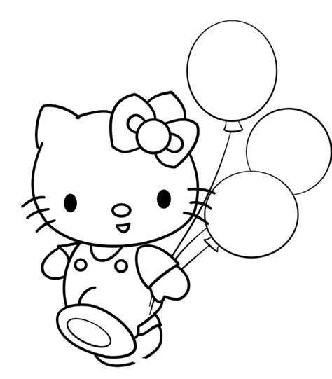 imagenes para pintar de kitty free hello kitty para paint coloring pages