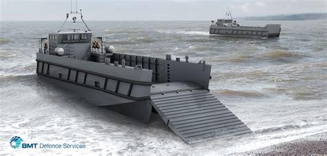 british higgins boat bmt caimen landing craft bmt defence services