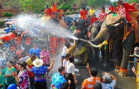 when is new year 2015 in thailand the guide to puerh tea 2015 thai new year songkran festival
