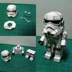 1000 images about wars papercraft on