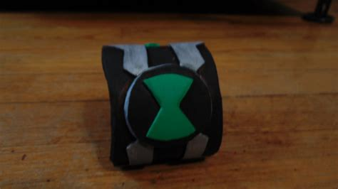 How To Make A Ben 10 Omnitrix Out Of Paper - how to make a realistic ben 10 omnitrix