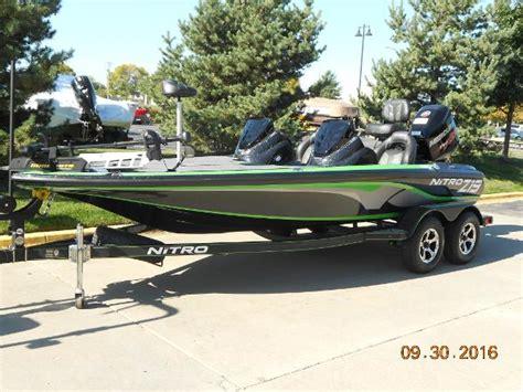 bass pro olathe used boats nitro z19 bass boats new in olathe ks us boattest