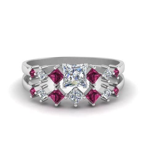 Where To Buy Vanity Sets Buy Affordable Pink Sapphire Wedding Ring Sets Online