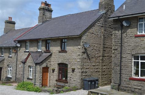 Station Cottage by 4 Railway Cottages Garsdale Railway Station Cottages