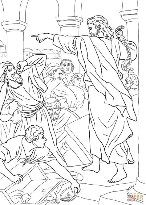 jesus preaching in the temple coloring page jesus teaching at the temple coloring pages printable