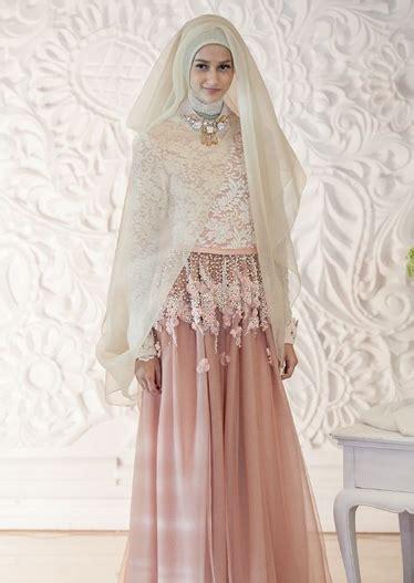 Baju Muslim Syari 77 10 model kebaya muslim syar i modern gebeet