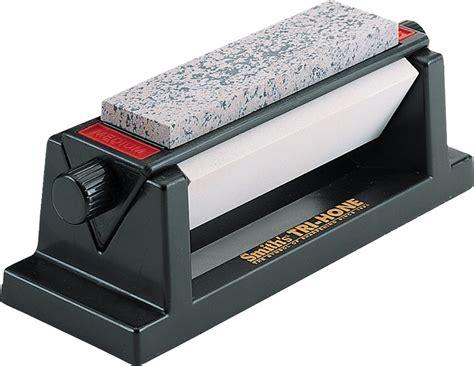 smith sharpening system ac166 smiths edgesport tri hone knife sharpening system