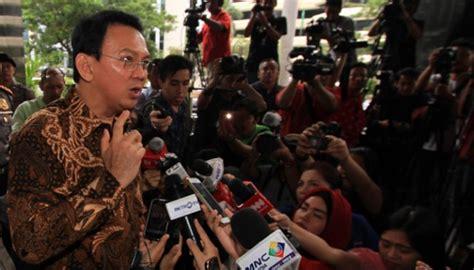 ahok kpk kpk to question ahok over reclamation project metro