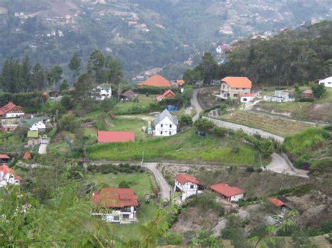 imagenes de paisajes naturales venezuela un sector de la colonia tovar desde la carretera