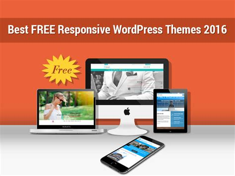21 best free responsive wordpress themes 2017