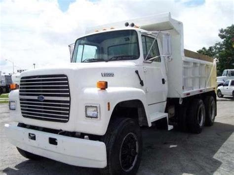 ford l9000 dump truck for sale ford l9000 dump trucks for sale
