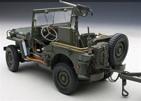 modern army jeep tech that defined modern living