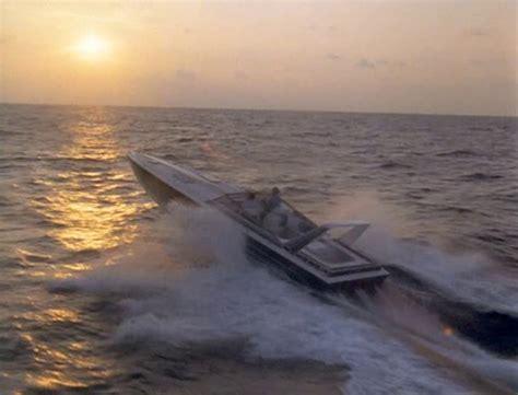 miami vice boat scene diceratops list top six miami vice boat scenes