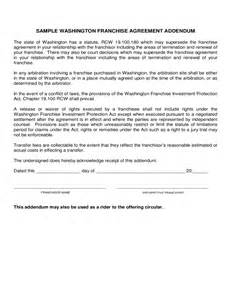 Contract Addendum Template by Pin Addendum For Payment Contract Template On
