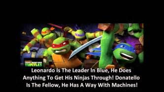 Ninja turtles theme song lyrics 2012 learn the song youtube
