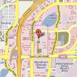 Orlando Convention Center Map by Canada Drive Hotel And Suites Orlando Florida Reviews