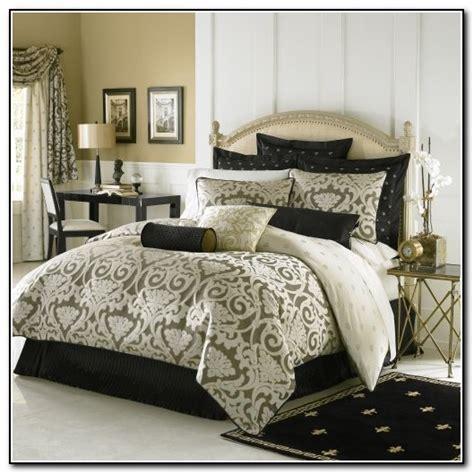 fleur de lis comforter red fleur de lis bedding beds home design ideas