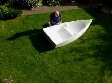 origo folding boat doing it portabote style funnydog tv