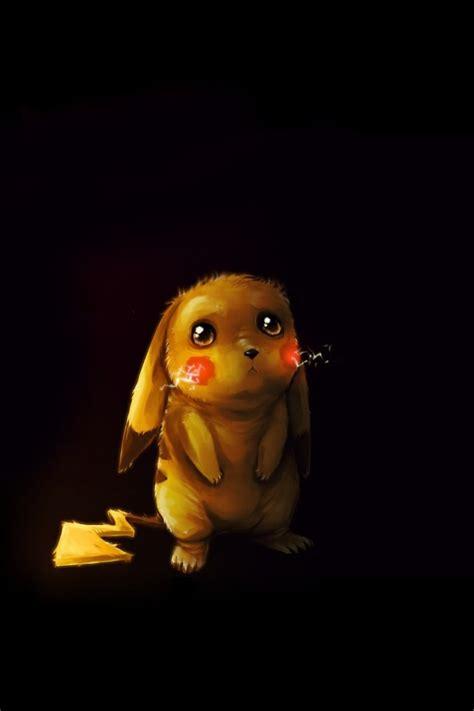 Pikachu Thunderbolt Wallpaper