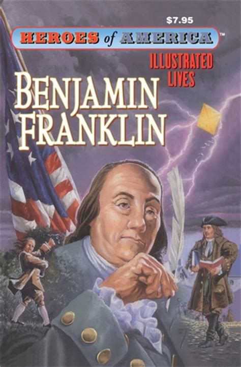 a picture book of benjamin franklin benjamin franklin great illustrated classics