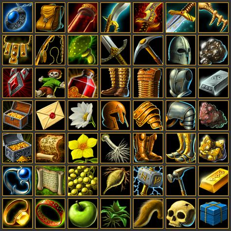 game design resources forsaker icons by quellion on deviantart