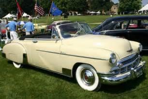 1949 Chevrolet Convertible 1949 Chevrolet Stlyeline Deluxe Convertible