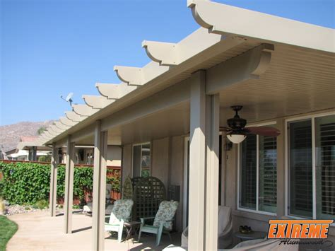 superior awnings alumawood superior awning amazing aluminum wood patio