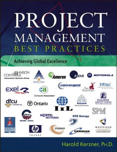 project management best practices achieving global
