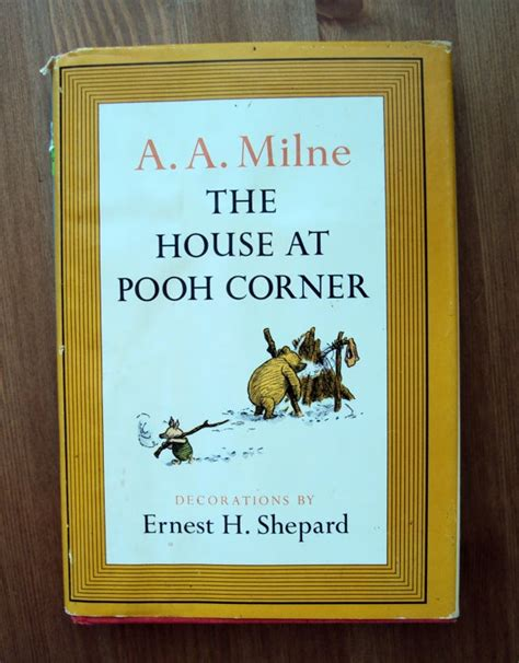 Novel Grafis The House At Pooh Corner A A Milne 17 best images about winnie the pooh on christopher robin milne piglets and friends