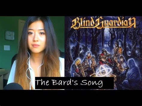 blind guardian the bard s song instrumental karaoke pull me theater cover by jenn doovi