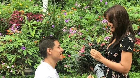 dianne medina shows off her engagement ring chisms net look rodjun cruz proposes to tv anchor dianne medina