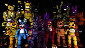 Fnaf sfm thank you fan characters by mikowater93 on deviantart