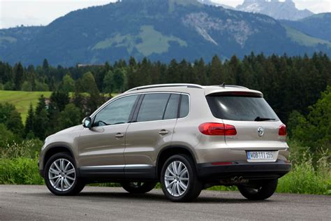 2013 volkswagen tiguan reviews specs and prices cars