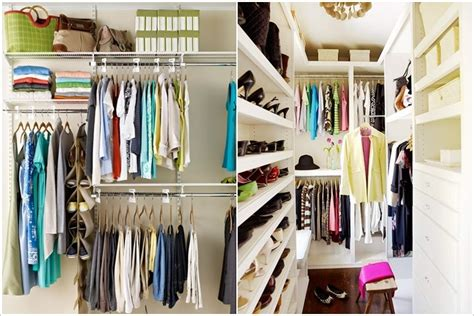 closet organization hacks 15 top bedroom closet organization hacks and ideas