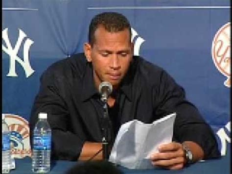 alex rodriguez bench press alex rodriguez s steroid press conference youtube