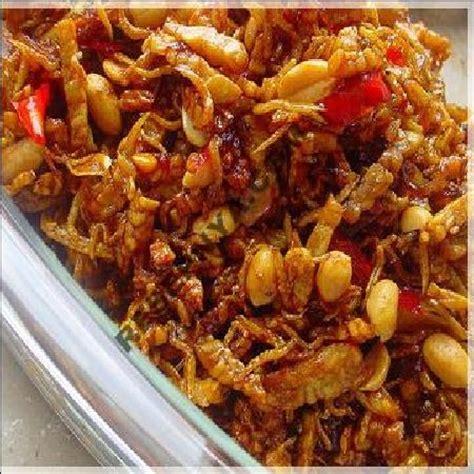 resep balado tempe pedas menu masakan praktis resepid