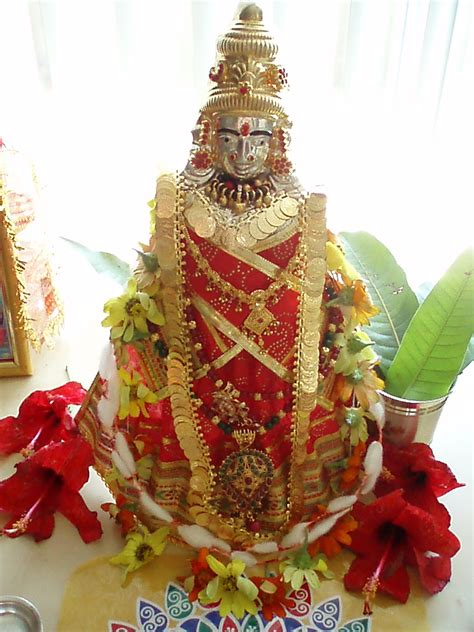 Decoration Of Lakshmi Pooja by Varalakshmi Varatham Puja Decoration Ideas Lovely Telugu