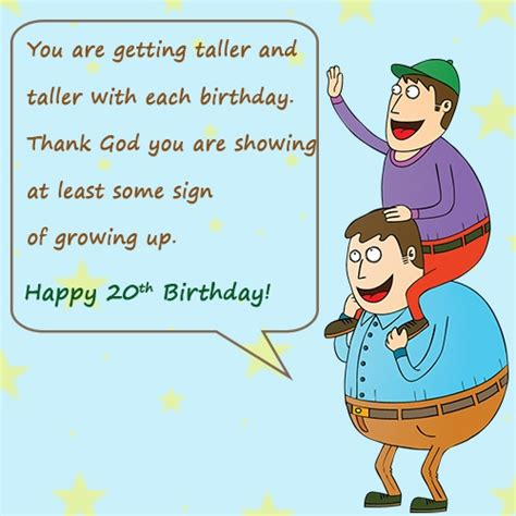 20th Birthday Quotes For Friends Happy 20th Birthday Quotes Quotesgram