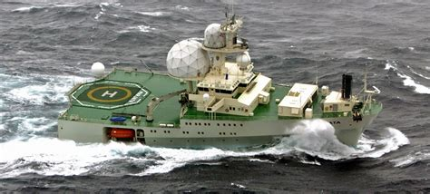 russian spy boat the russian military despises this strange wedge shaped