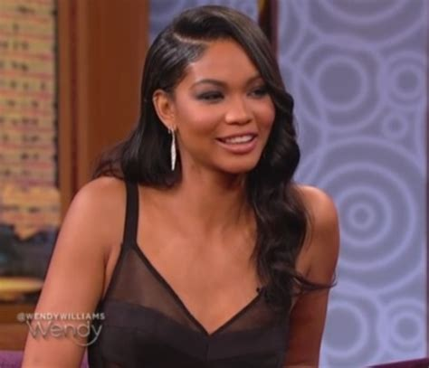 chanel iman new movie supermodel chanel iman speaks on her dating life and