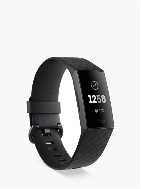fitbit charge  health  fitness tracker  john lewis partners