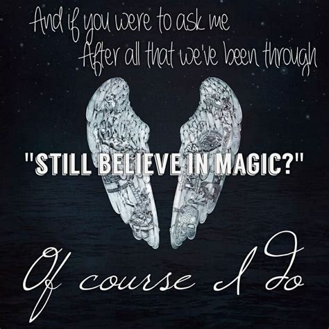 Coldplay Magic Lyrics | coldplay magic quotes love quotesgram